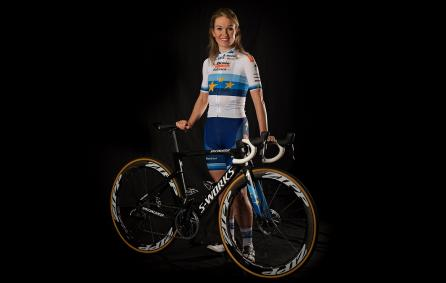 Amy Pieters won de titel Topsporter 2019